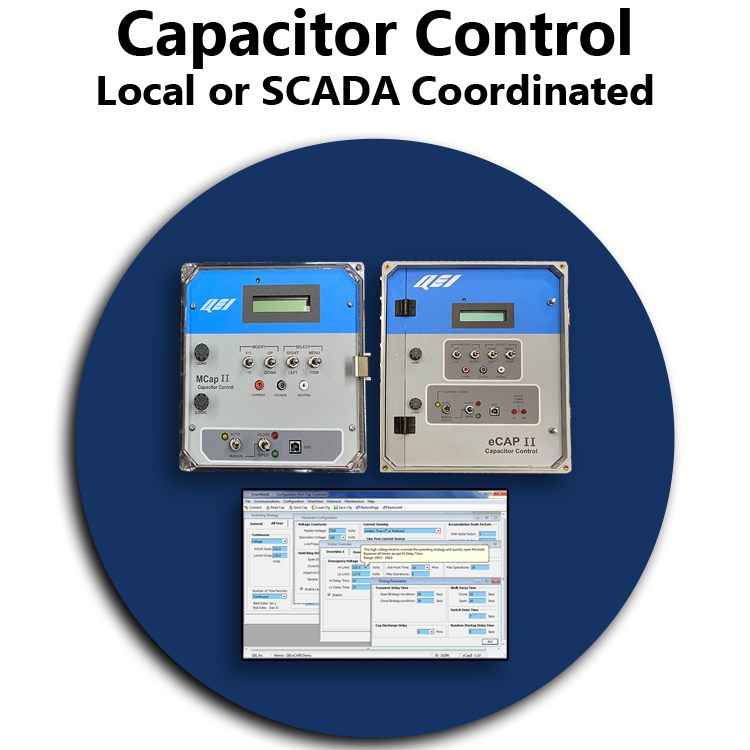 Capacitor Control BLUE