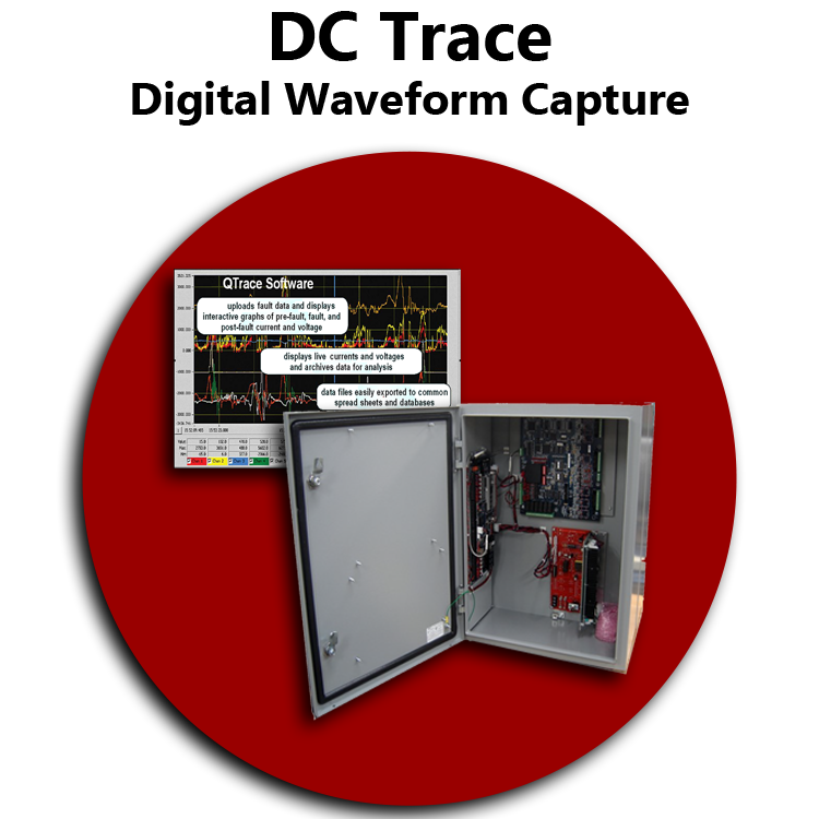 DC Trace RED
