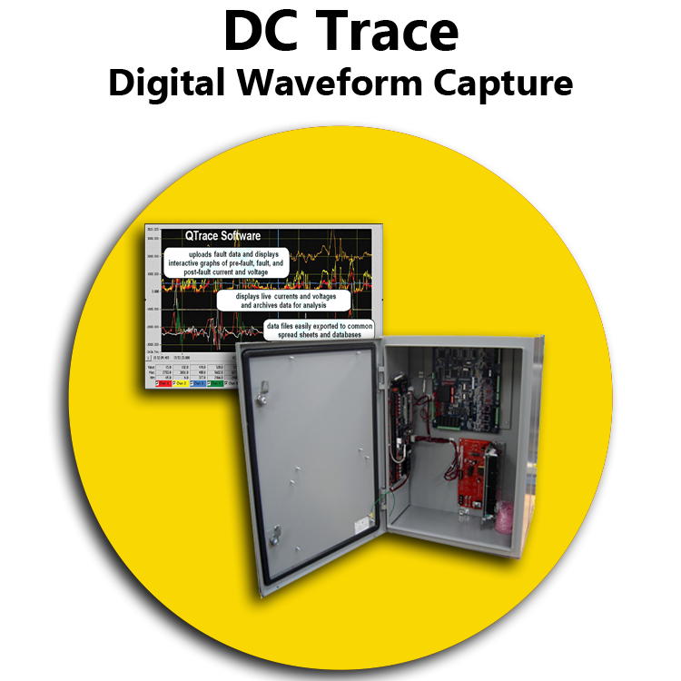 DC Trace Yellow