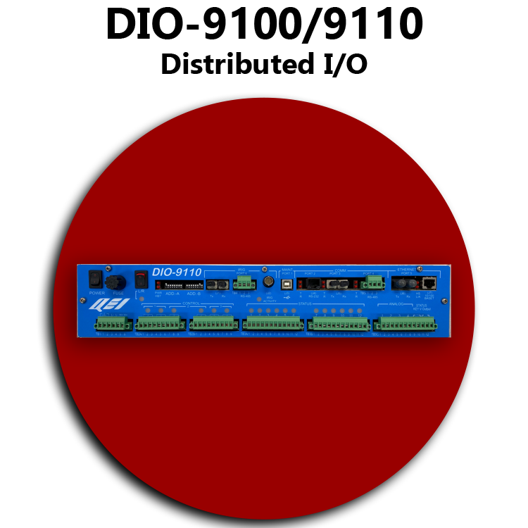 DIO 9100 RED