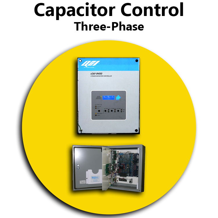 Three Phase Cap Control YELLOW