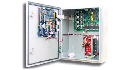 Monitor 3-phase AC Voltages & Currents and detect Fault Currents.